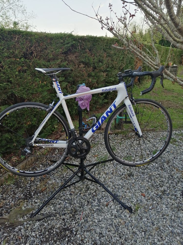 Giant tcr advanced sl team Rabobank  1350 Mont-de-Marsan (40)