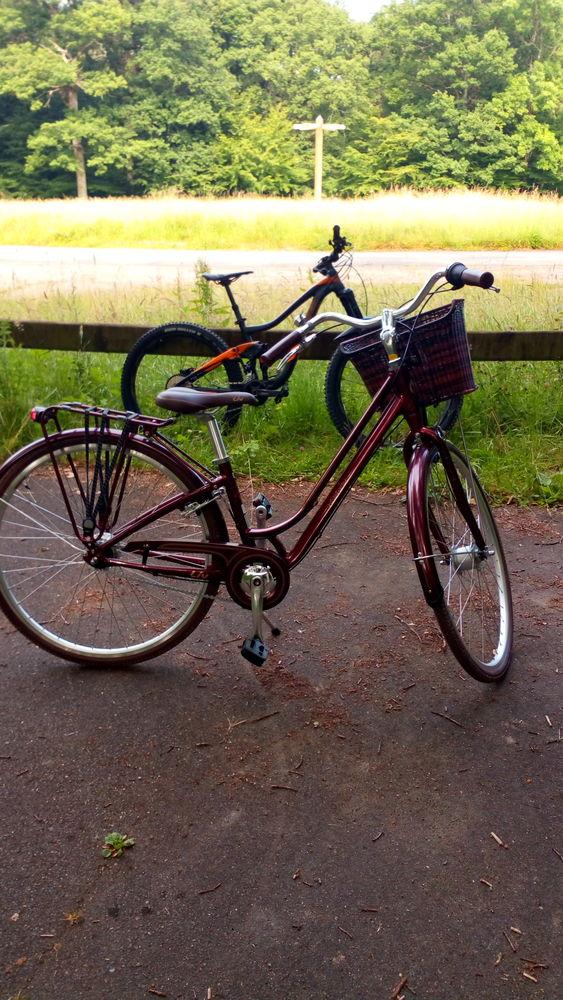 GIANT LIV FLOURISH 1 vélo mixte urbain peu servi 550 Évreux (27)