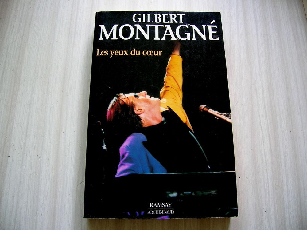 GILBERT MONTAGNE Les yeux du coeur 13 Nantes (44)