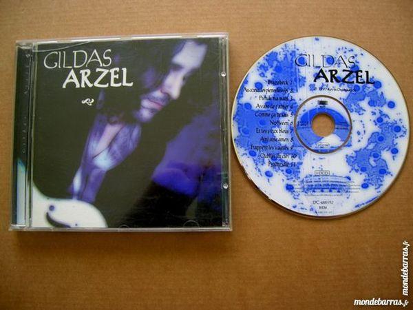 CD GILDAS ARZEL (Compositeur de JJ Goldman) 22 Nantes (44)