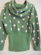 Gilet capuche vert (93) Vêtements