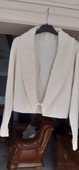 Gilet femme blanc cassé  7 Rhinau (67)