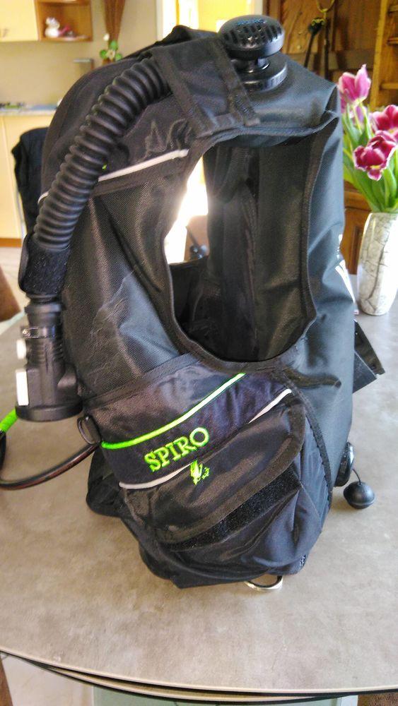 Gilet stabilisateur de plongée Sports