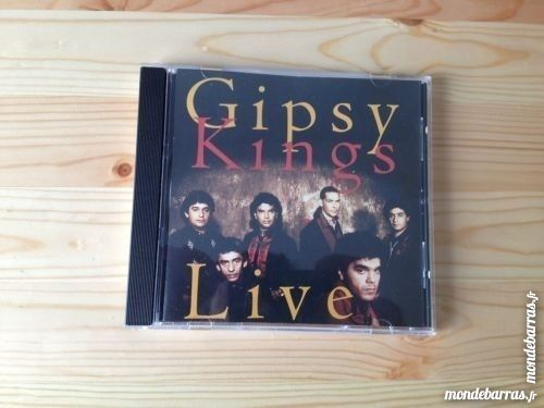 Gipsy Kings - Live 92 (CD) 7 Dijon (21)