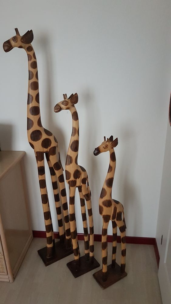 Girafes déco  34 Ozoir-la-Ferrière (77)