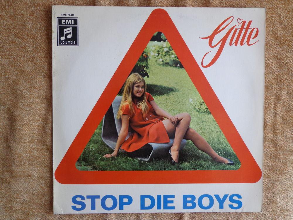 GITTE HAENNING, vinyle RARE de 1968 10 Éragny (95)