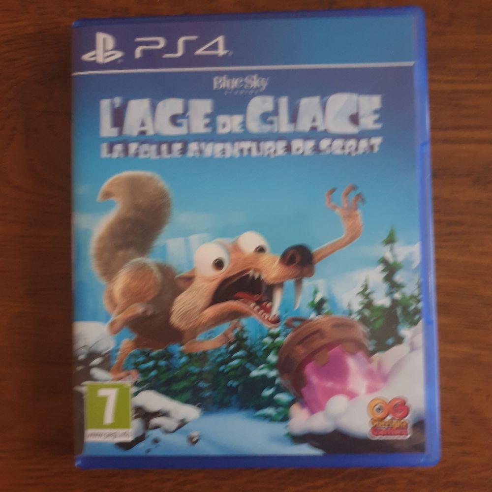 L'âge de glace : la folle aventure de scrat 20 Lunéville (54)
