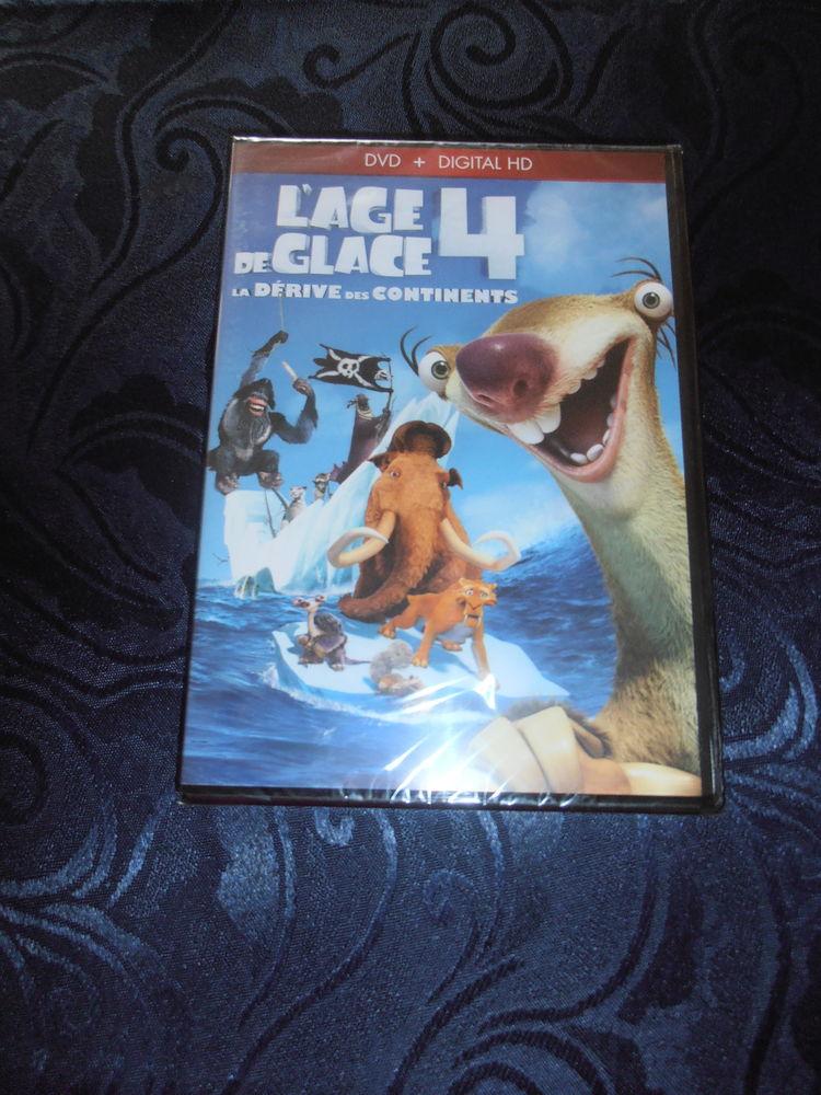 DVD L'âge de glace 4 (26) 8 Tours (37)