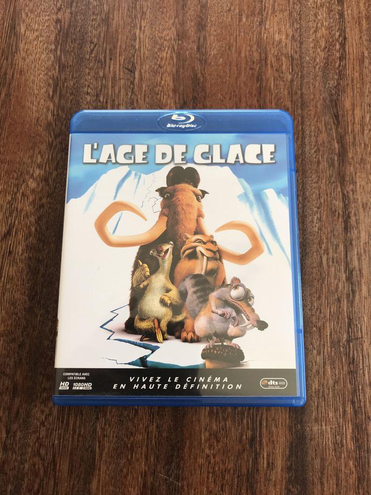 Blu ray    L' age de glace   6 Saleilles (66)