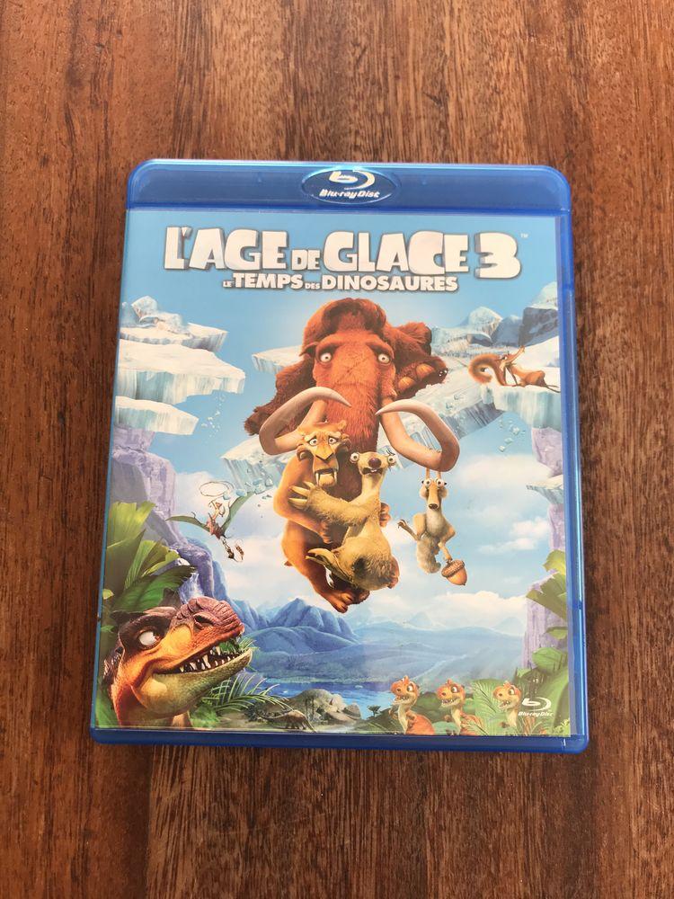 Blu ray    L' age de glace 3    6 Saleilles (66)