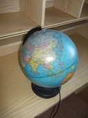 Globe lumineux 15 Maulévrier (49)