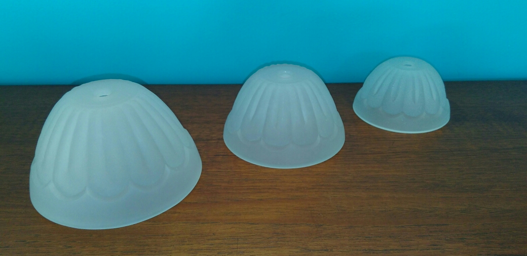 3 Globes verre pour luminaires 10 Grand-Champ (56)