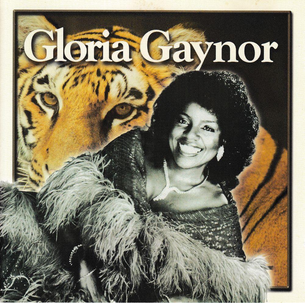 CD    Gloria Gaynor   -   I Will Survive 6 Antony (92)