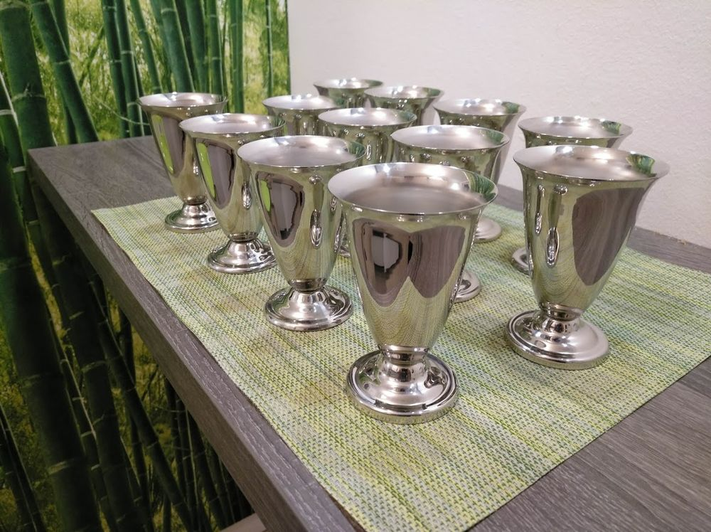 Gobelets à vin Letang Remy Inox 70 Sannois (95)
