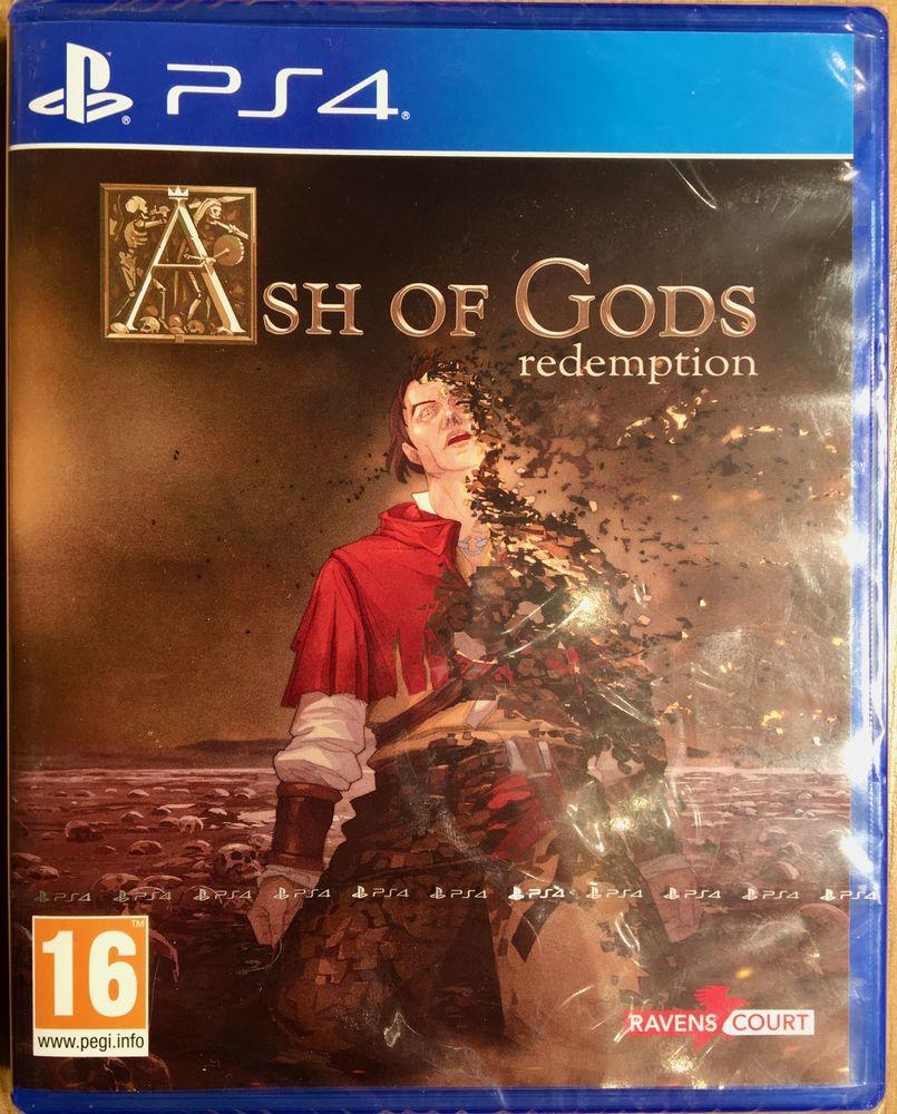 jeu PS4 - Ash of gods redemption - neuf 10 Chavenay (78)