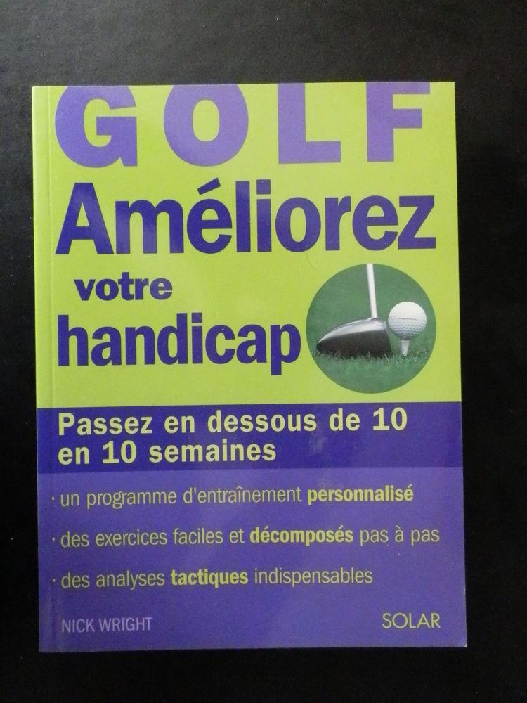 GOLF Améliorez votre handicap 25 Coulommiers (77)