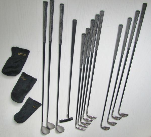 sac de golf + 13 clubs 250 Annecy (74)