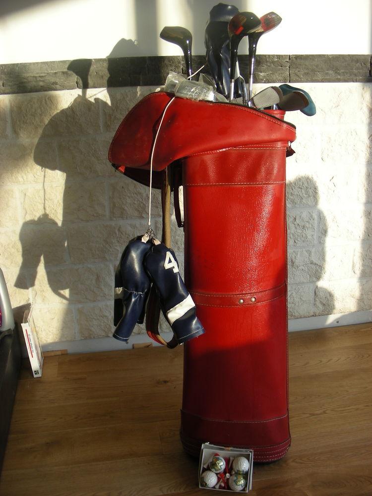 sac de golf+série golf,neuf 400 Le Taillan-Médoc (33)