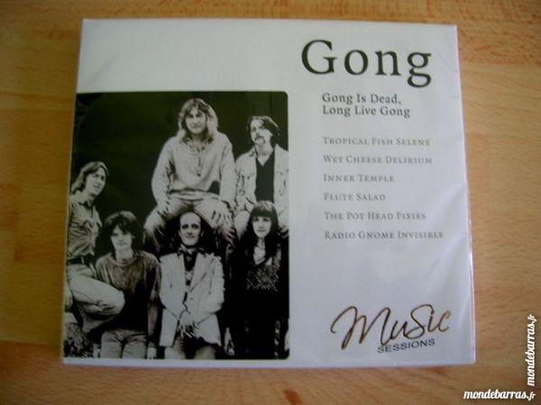 CD GONG Gong is dead Long Live Gong 11 Nantes (44)
