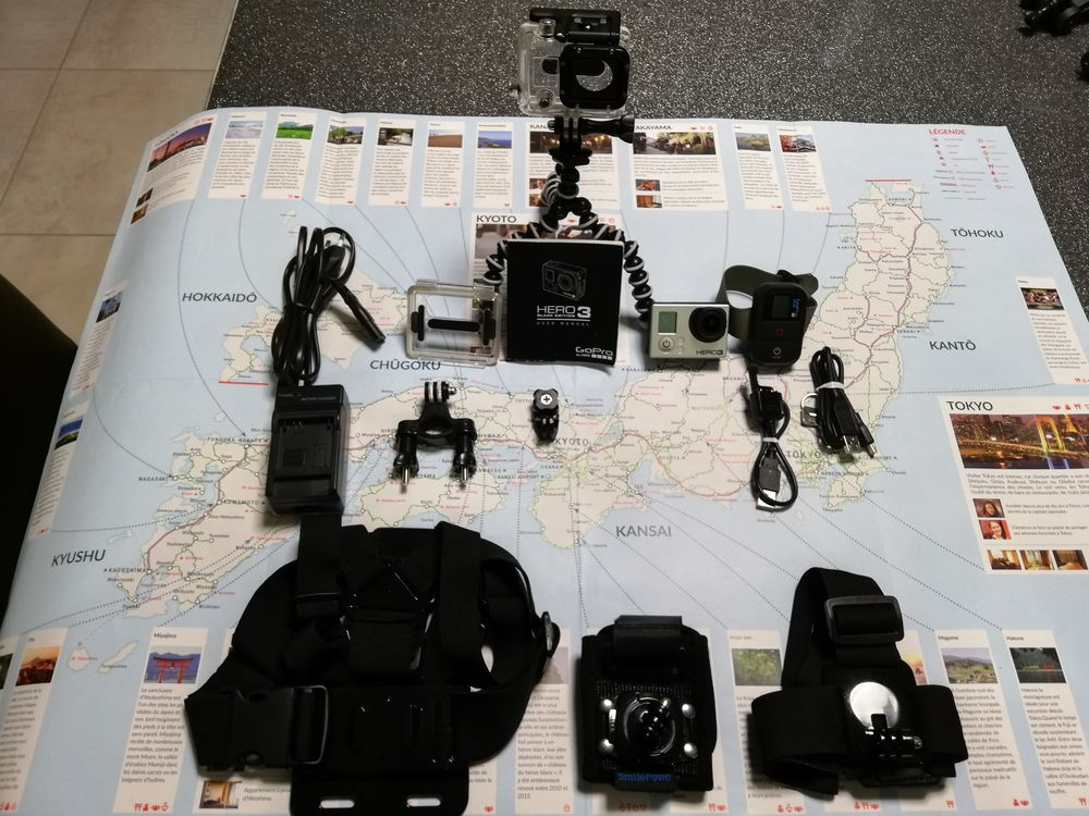 GoPro 3 Black Edition 120 Briis-sous-Forges (91)