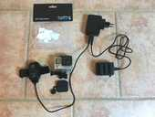 GOPRO 4 BLACK edition+bracelet Wifi+4batteries+Micro Sd64Go 160 Boissy-l'Aillerie (95)