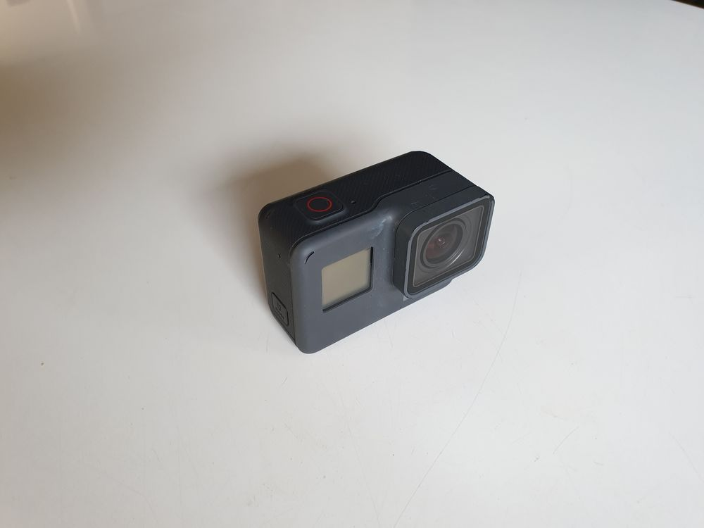 GoPro HERO5 Black + Harnais 190 Toulon (83)