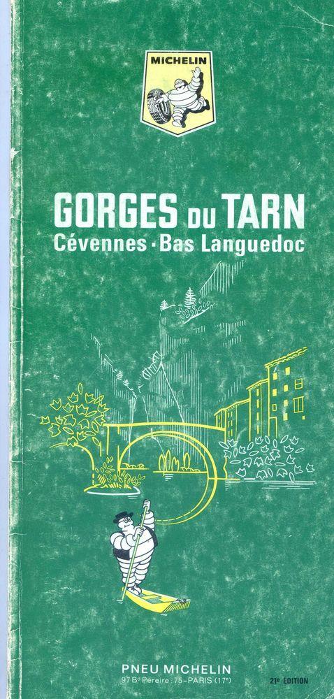 Gorges du Tarn, Cévennes- Bas Languedoc, Livres et BD