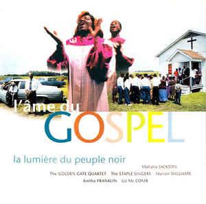 cd L'Âme Du Gospel - La Lumière Du Peuple Noir (etat neuf CD et vinyles