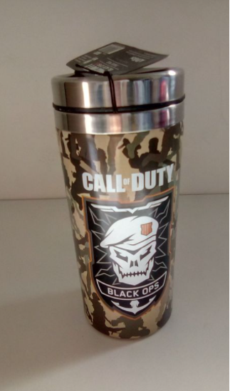 Gourd thermos - Call Of Duty Black Ops 4 en inox 20 Montélimar (26)
