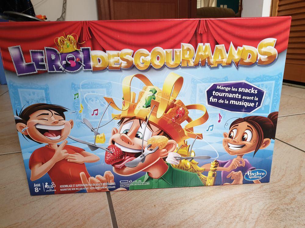 jeu le roi des gourmands 25 Sainte-Clotilde (97)