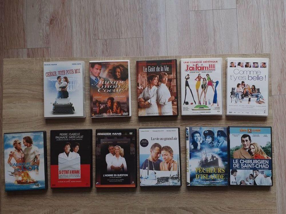 DVD  Le Goût de la Vie, J'ai faim ! , Comme t'y es belle...  30 Le Vernois (39)