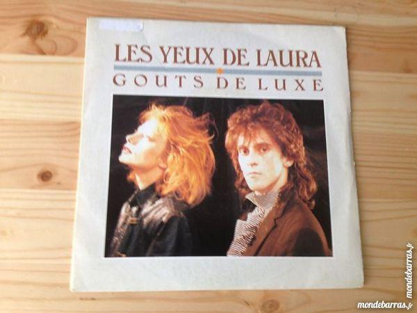 Gouts de Luxe - Les Yeux de Laura (45 T) 3 Dijon (21)