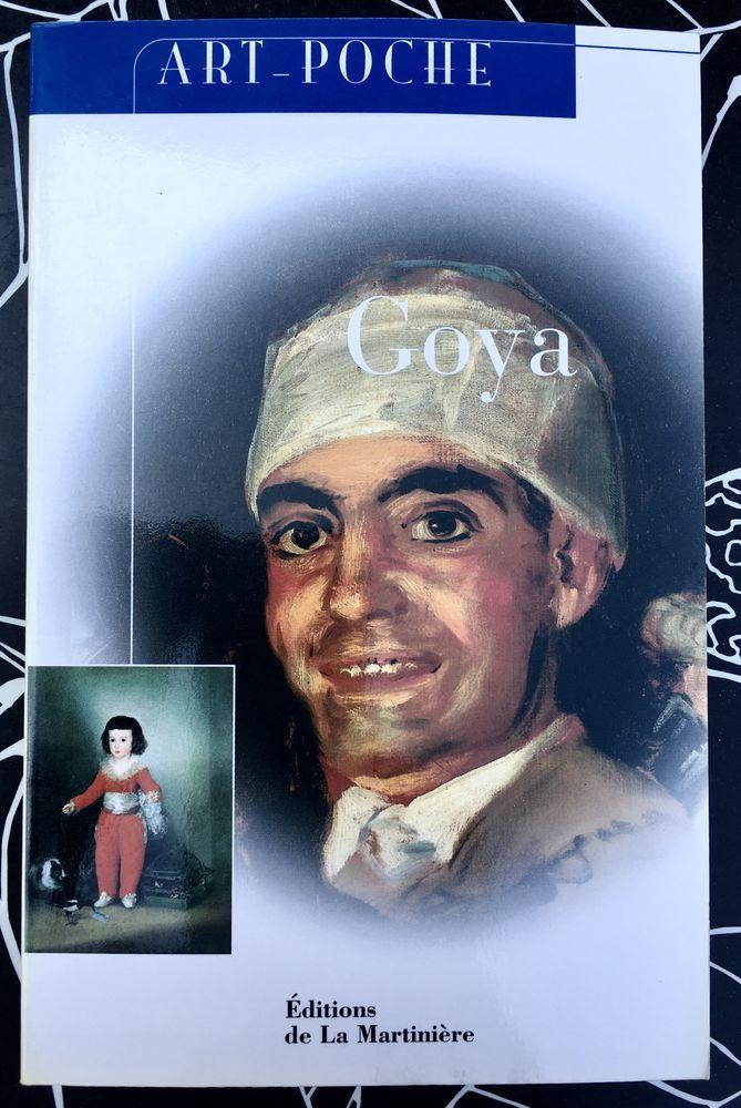 Goya par Paola Rapelli; Beau livre broché Neuf, 144 pages 5 L'Isle-Jourdain (32)