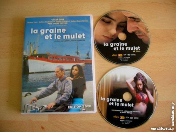 DVD LA GRAINE ET LE MULET A.Kechiche DOUBLE DVD 6 Nantes (44)