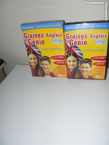 Graines de Génie Anglais collège édition 2007 6 Rennes (35)