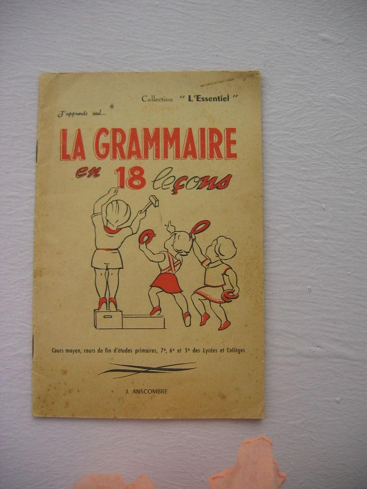 La Grammaire en 18 leçons  de 1956 15 Le Vernois (39)