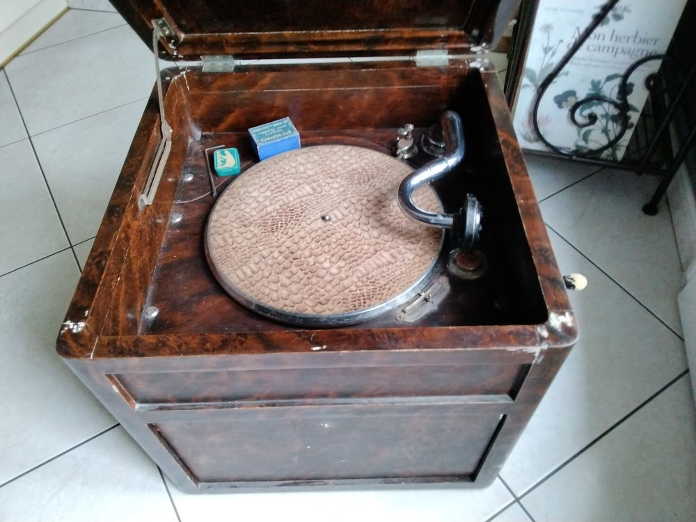 Gramophone  140 Chambourg-sur-Indre (37)