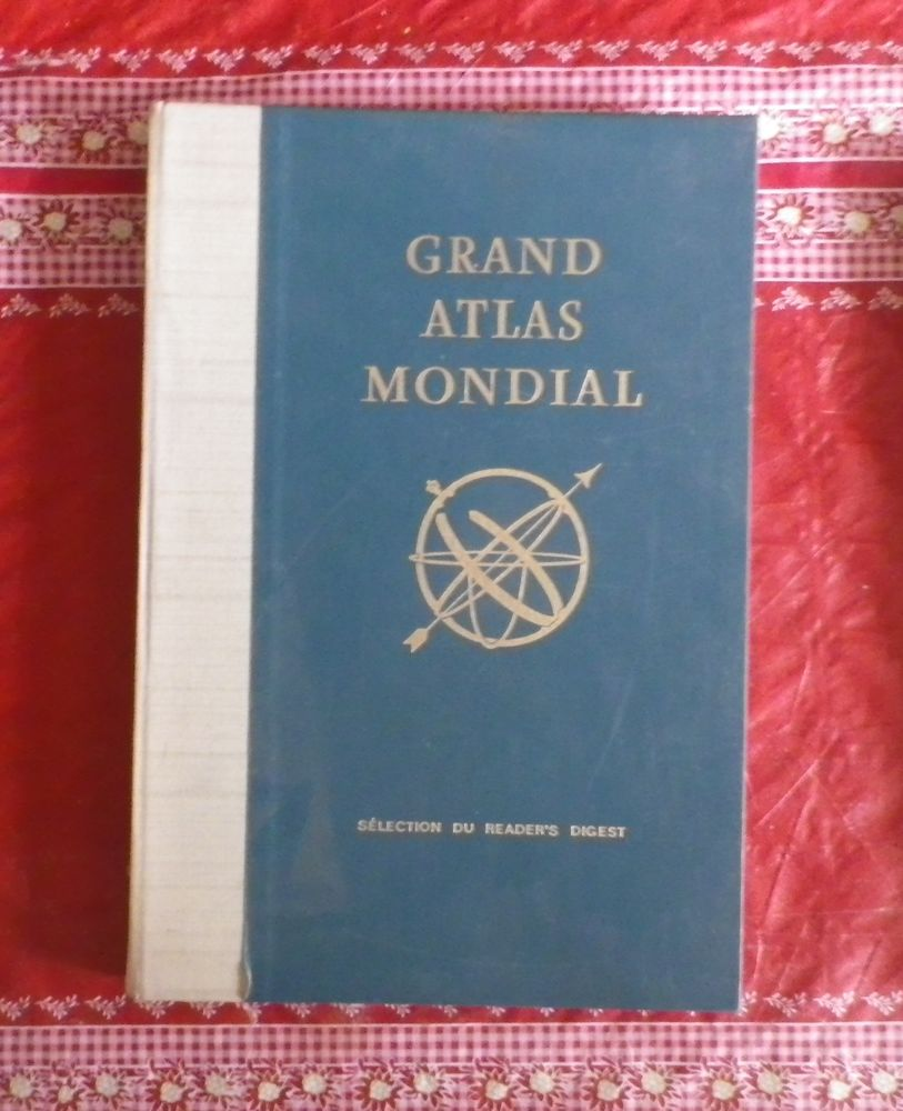 GRAND ATLAS MONDIAL V2 5 Attainville (95)