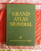 GRAND ATLAS MONDIAL N°1  5 Attainville (95)