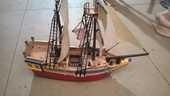 Grand Bateau Pirate Playmobil 60 Sarralbe (57)
