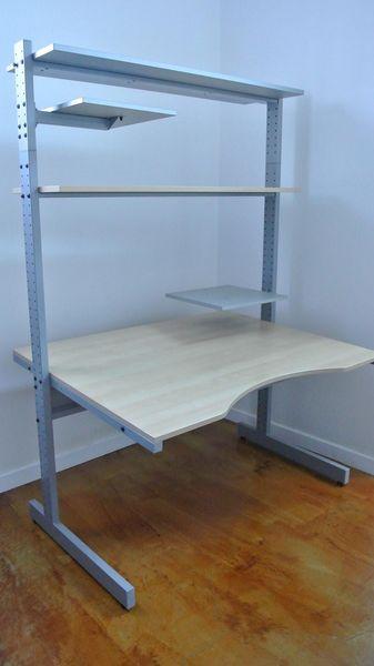 Achetez Grand Bureau Ikea Quasi Neuf Annonce Vente à