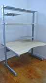 Grand bureau Ikea + meuble rangement 35 Antibes (06)