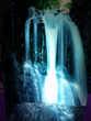 Grand cadre cascade son et lumière N°622