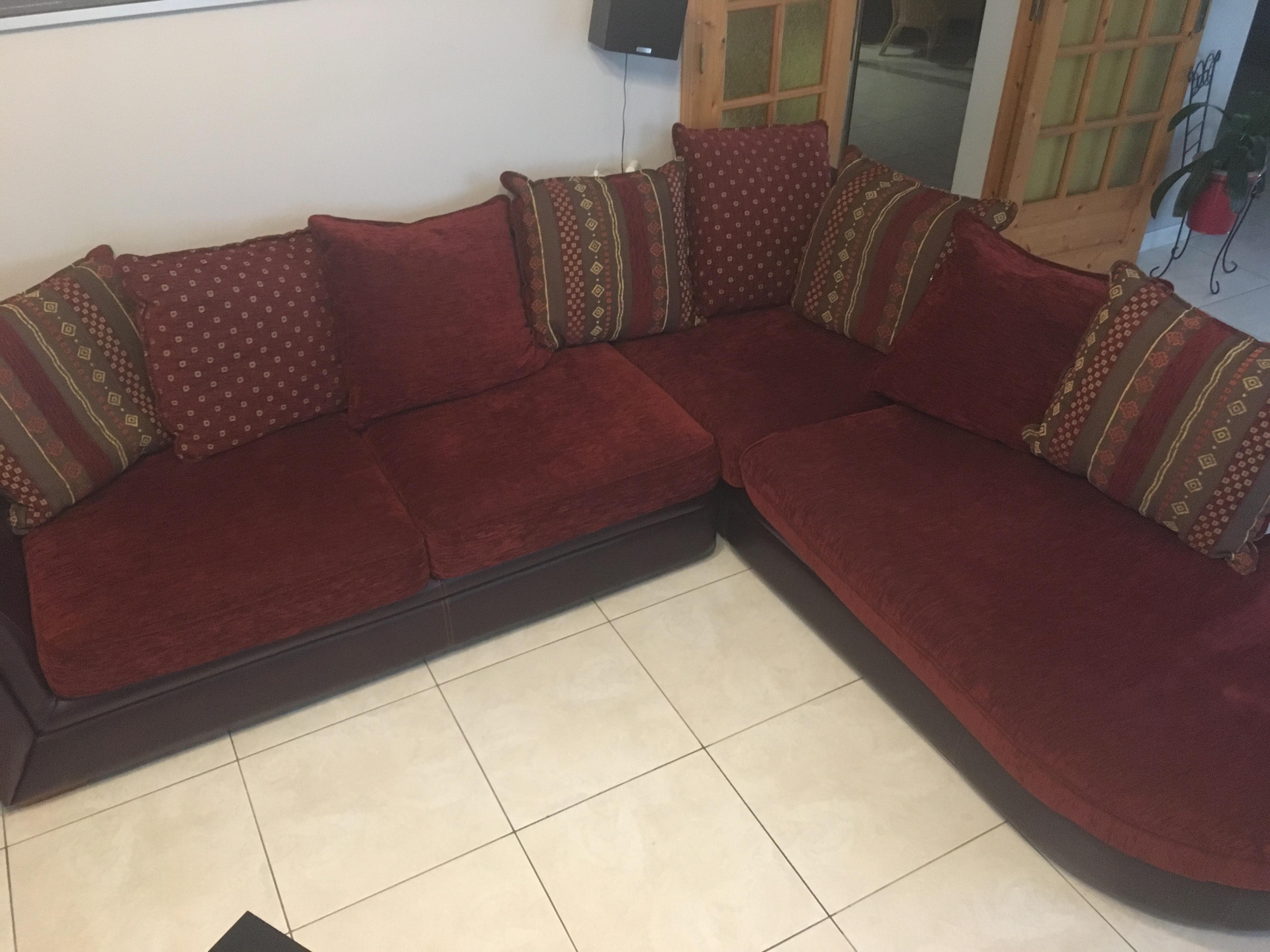 Grand canapé d'angle très confortable en très bon état 180 Castanet-Tolosan (31)