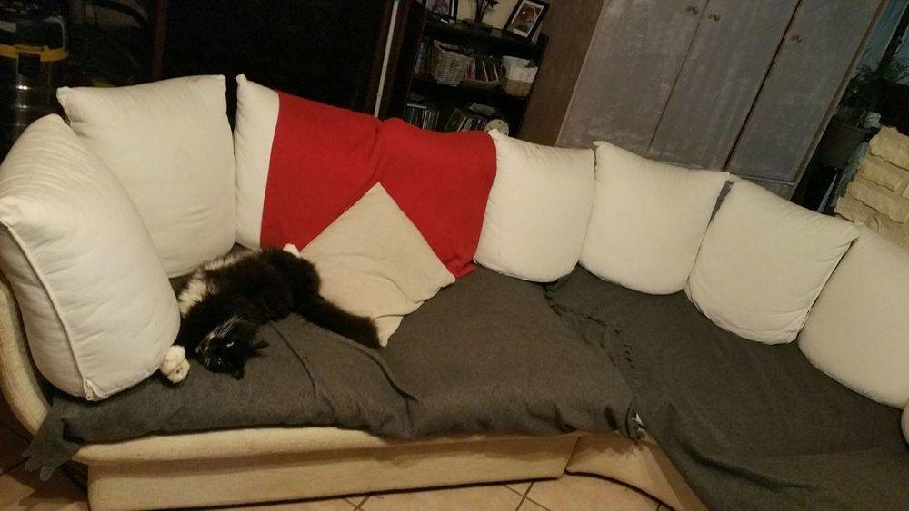 Grand canapé d angle Meubles