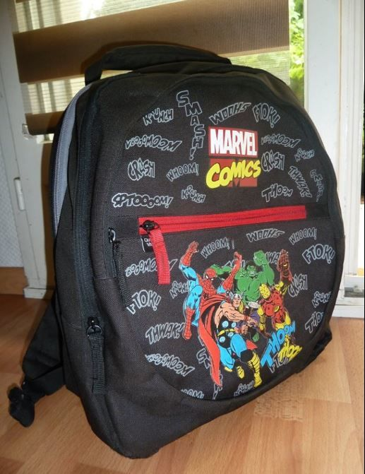 Sac à dos grand CARTABLE MARVEL. Très bon état 30 Gujan-Mestras (33)