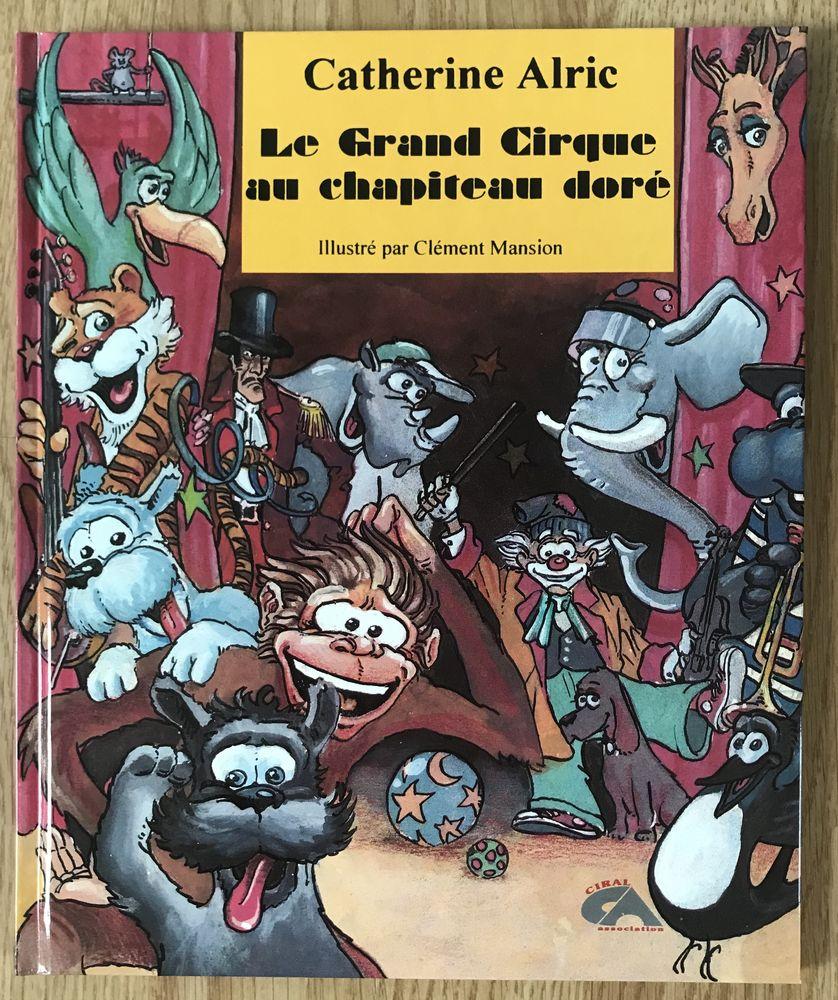 Le Grand Cirque au chapiteau doré de Catherine Alric 3 Saâcy-sur-Marne (77)