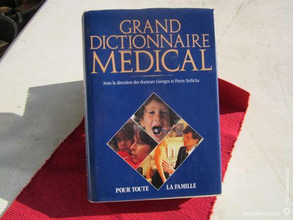 Grand dictionnaire médical 10 Toulon (83)