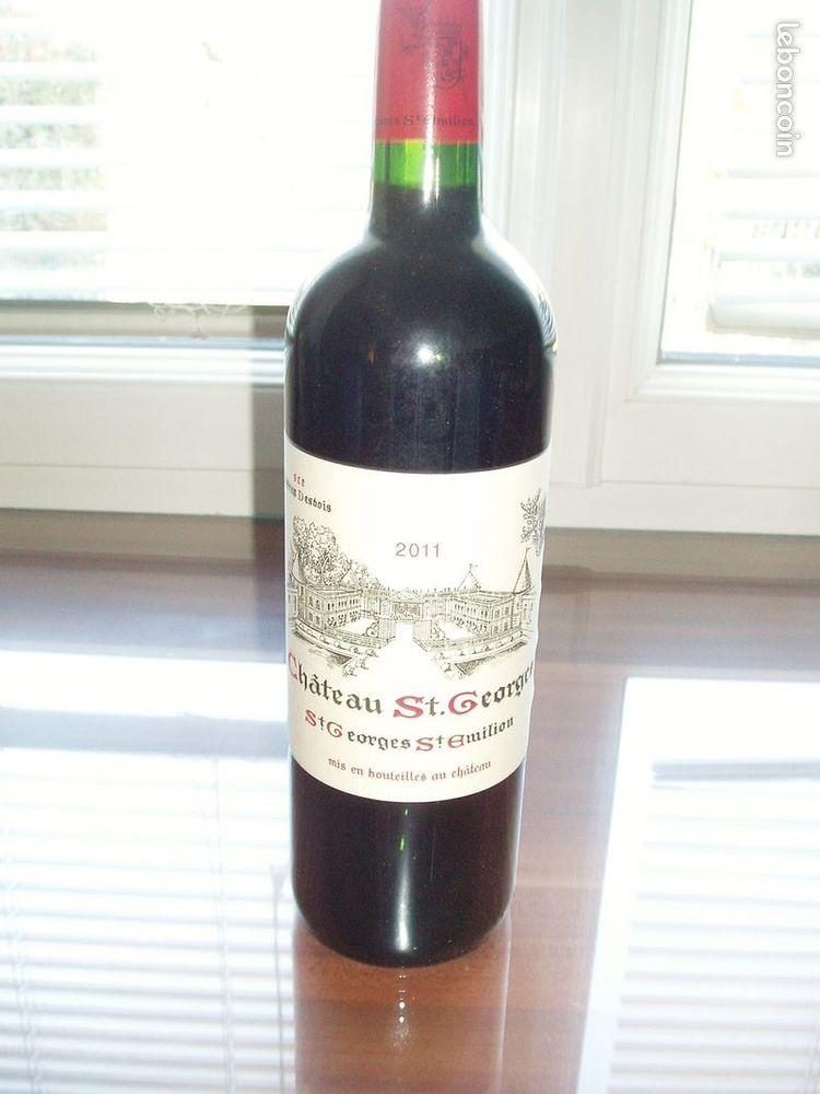 grand vin st emilion st georges 25 Évry (91)