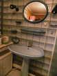 grand évier bleu de salle de bain 50 Villars-les-Dombes (01)